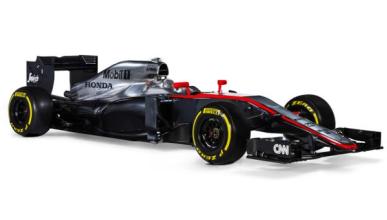 McLaren desvela el nuevo coche de Alonso y Button