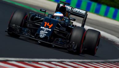 McLaren-Honda no dejará de evolucionar el coche de 2016