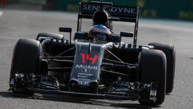 McLaren-Honda rediseña su motor para F1 2017