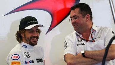 McLaren quiere que Alonso renueve más allá de 2017