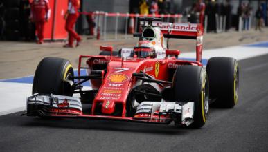 Mejor tiempo para Räikkönen en los test de Silverstone