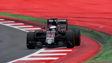 Mejoras para Alonso y Button en el GP de Gran Bretaña