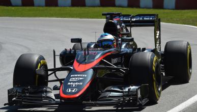 Mejoras y penalizaciones para Fernando Alonso en Austria