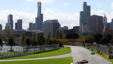 Las mejores imágenes del GP de Australia 2012 de F1