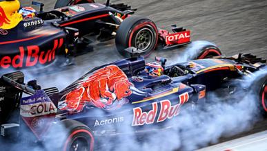 Menos penalizaciones en la F1 de 2017
