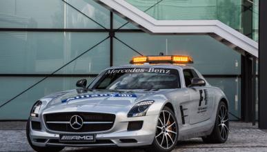 Mercedes-Benz SLS AMG GT Safety Car F1