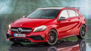 Mercedes Clase A gama completa