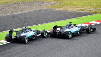Mercedes F1 perdió dinero a pesar de ganar en 2014