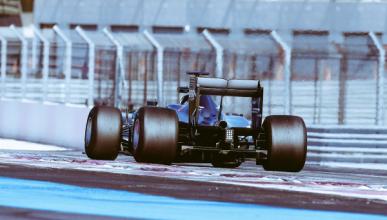 Mercedes y Ferrari prueban los neumáticos de 2017