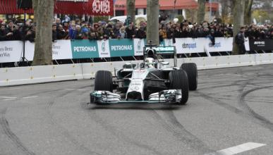 Mercedes hará un test para Pirelli con el coche de 2014