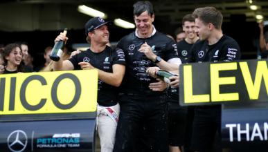 Mercedes no anunciará al sustituto de Rosberg hasta enero