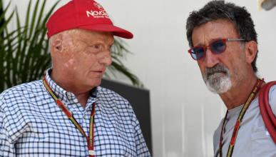 Mercedes saldrá de la F1 en 2018, según Eddie Jordan