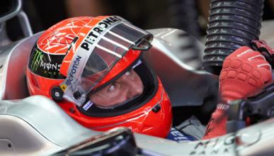 Michael Schumacher - Mercedes - 2012