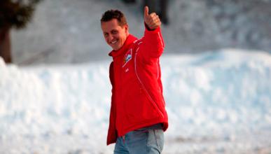 Michael Schumacher, tres años sin noticias
