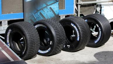 Michelin presenta su candidatura para la F1 de 2017