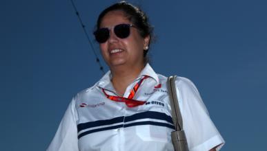 Monisha Kaltenborn abandona Sauber