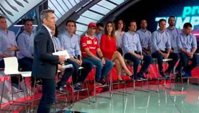 Movistar F1 se renueva para la temporada 2017