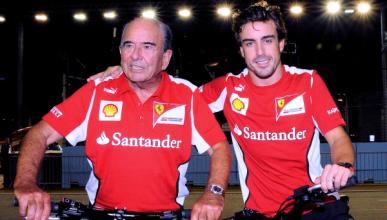 Muere Emilio Botín, el gran patrocinador de la F1