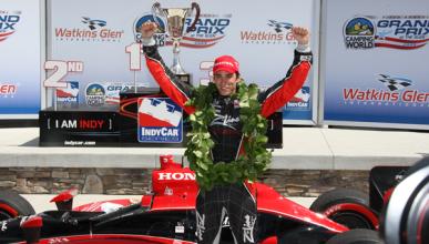 Muere Justin Wilson tras su accidente en Indycar