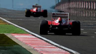 Multa para Ferrari por el DRS de Alonso