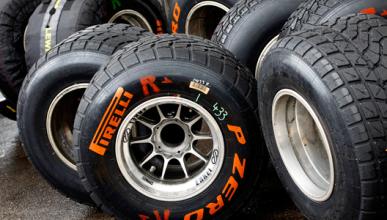 Neumáticos Pirelli - Spa - Bélgica