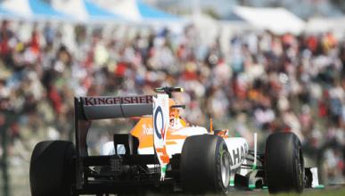 Nico Hulkenberg - Force India - Japon - Suzuka - 2012