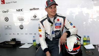 Nico Hulkenberg - Sauber - 2013