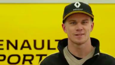 Nico Hülkenberg se viste de Renault: nuevo equipo en 2017