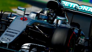 """Nico Rosberg: """"he clavado la última vuelta"""""""