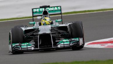Nico Rosberg Mercedes 2013