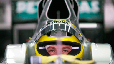 Nico Rosberg - Mercedes - GP Corea 2012