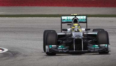 Nico Rosberg - Mercedes GP - GP Malasia