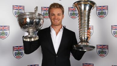 """Nico Rosberg: """"quería dejar la F1 en la cima"""""""