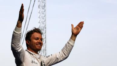 Nico Rosberg renueva con Mercedes