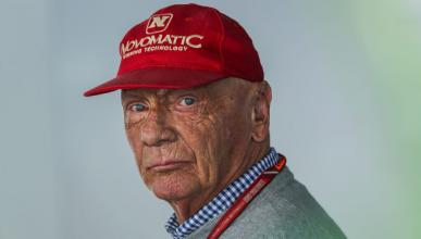Niki Lauda, asesor de Mercedes