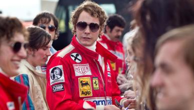 Niki Lauda - Daniel Bruhl - Pelicula Rush