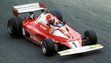 Niki Lauda y el regreso más valiente de la historia de F1