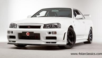 Nissan Skyline GT-R V-Spec II Nür NISMO R-Tune