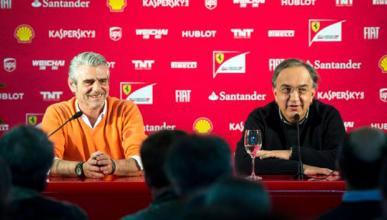 No ganar títulos en una década, una tragedia para Ferrari