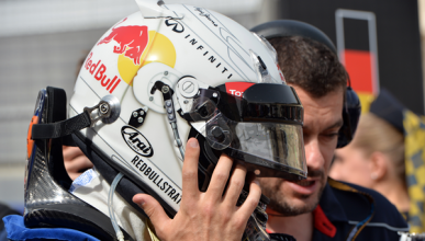 No se podrá cambiar de casco en F1 a partir de 2015