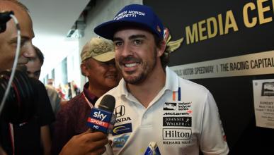 La nueva Fórmula 1 convence a Fernando Alonso