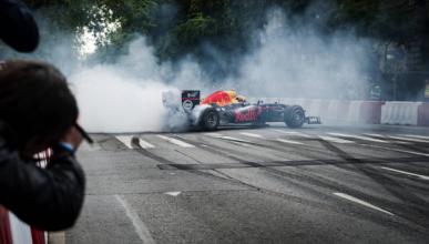 La nueva Fórmula 1 quiere que las carreras duren una semana