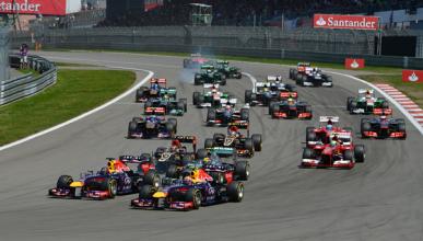 Nürburgring espera quedarse con el GP Alemania F1 de 2015