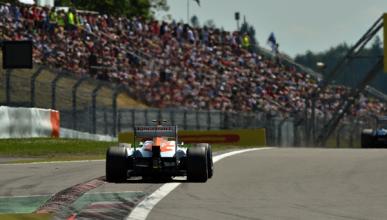 Nürburgring ya trabaja para acoger el GP Alemania F1 2017