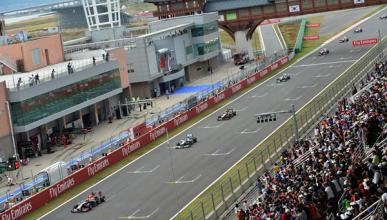 La organización del GP de Corea, abocada al fin
