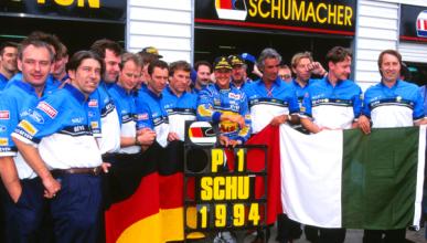 Palmarés de Michael Schumacher
