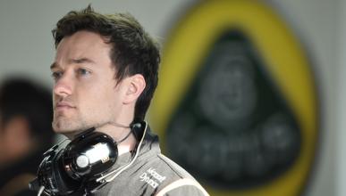 """Palmer habló con Manor F1, pero era """"arriesgado"""""""
