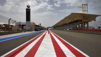 Parrilla GP Bahréin - Sakhir