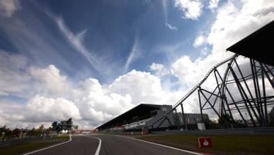 Parrilla salida GP Alemania