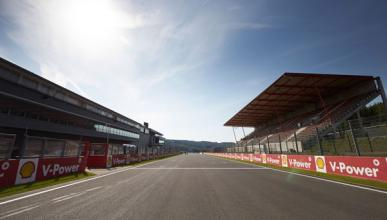 Parrilla salida GP Bélgica
